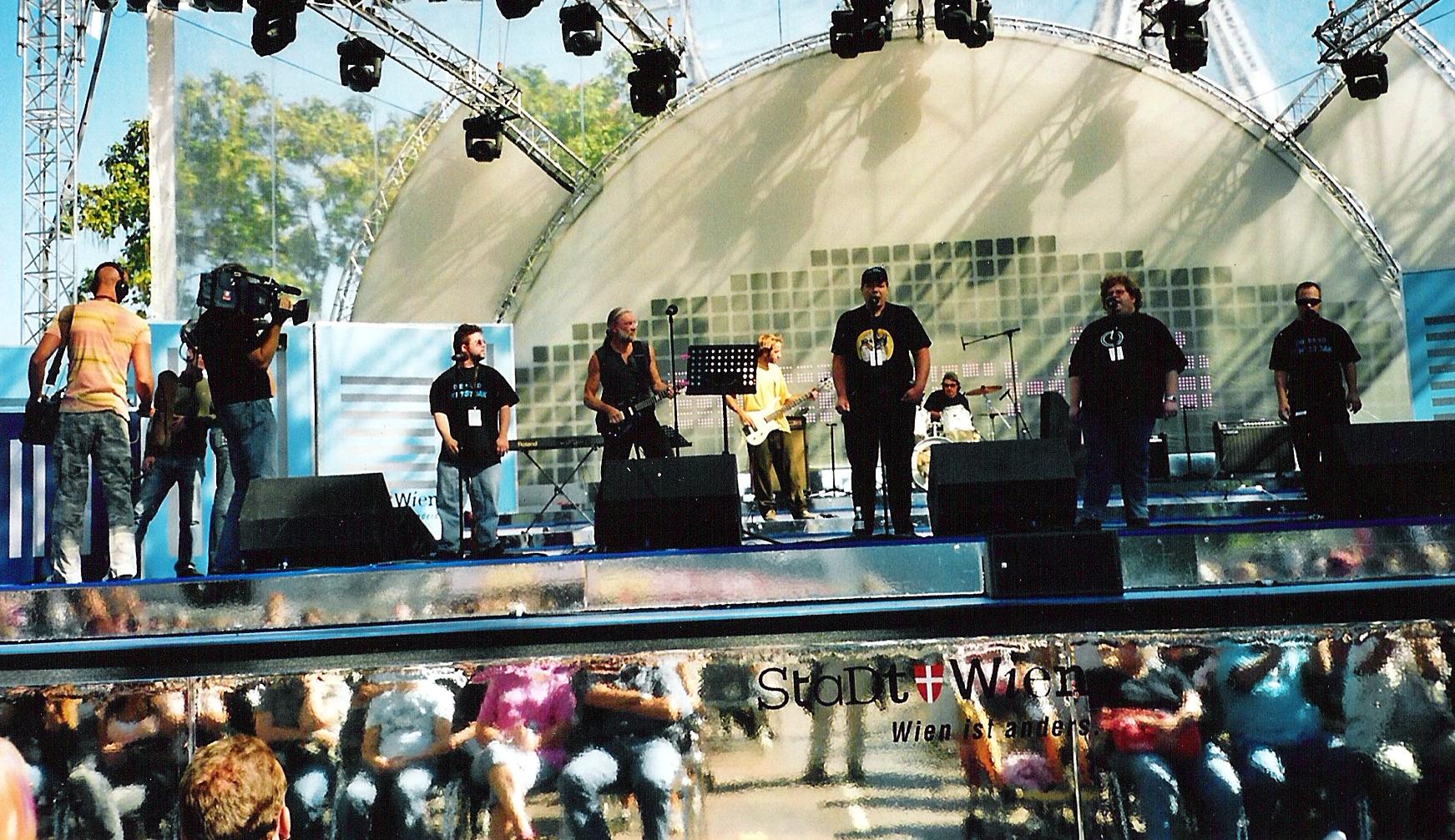 Echt Stoak Prater Gig 2006
